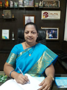 Director - Mrs Sharayu Yashwantrao